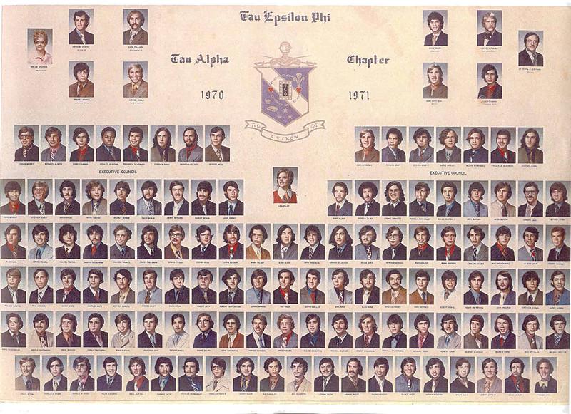 TEP 1970-1971