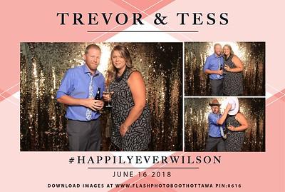 Tess & Trevor