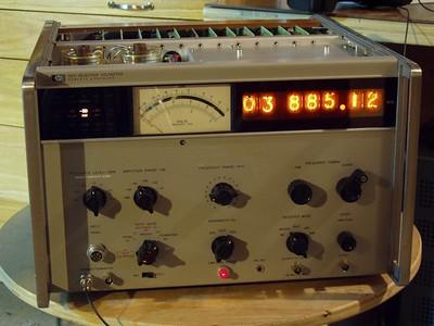 HP-312 Selective Volt Meter