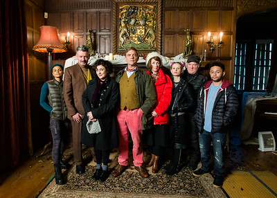 """Long Night at Blackstone""  Hopscotch Films production for BBC.  Photograph: Paul Campbell"