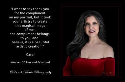 Testimonial Carol P.