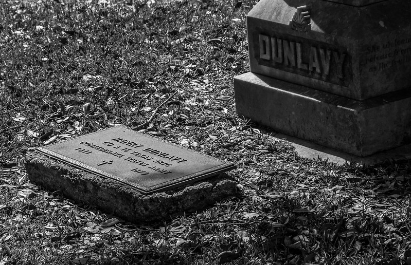 2018 0228 - Richmond TX  - Morton Cemetery-0937