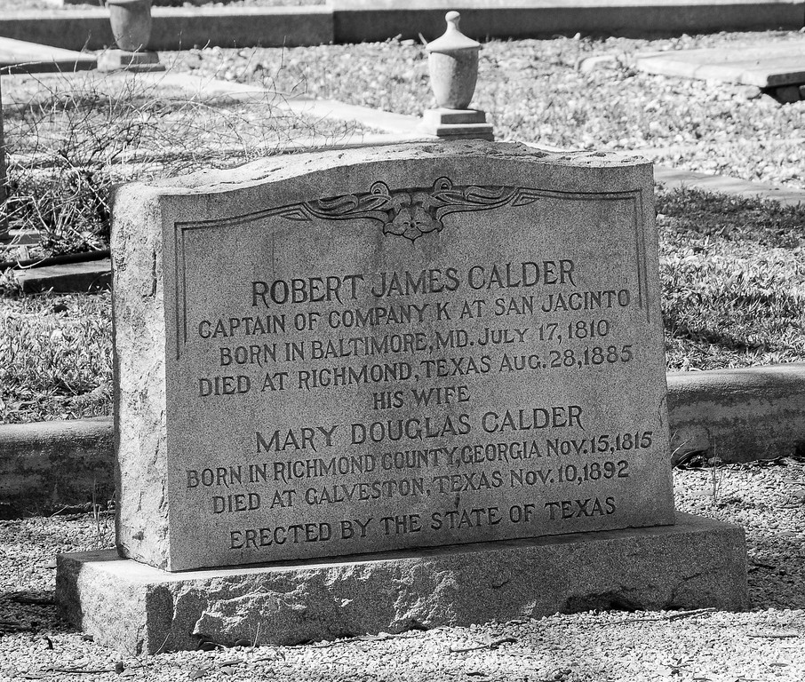 2018 0228 - Richmond TX  - Morton Cemetery-11