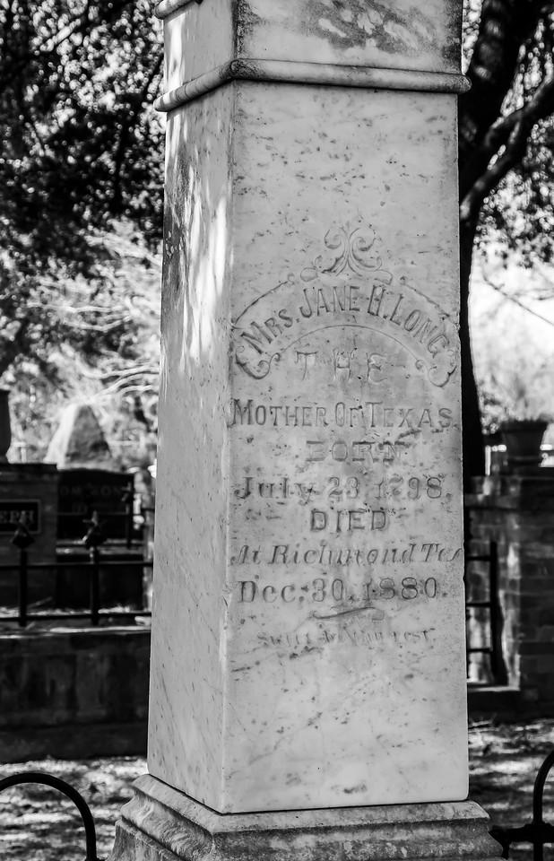 2018 0228 - Richmond TX  - Morton Cemetery-0885