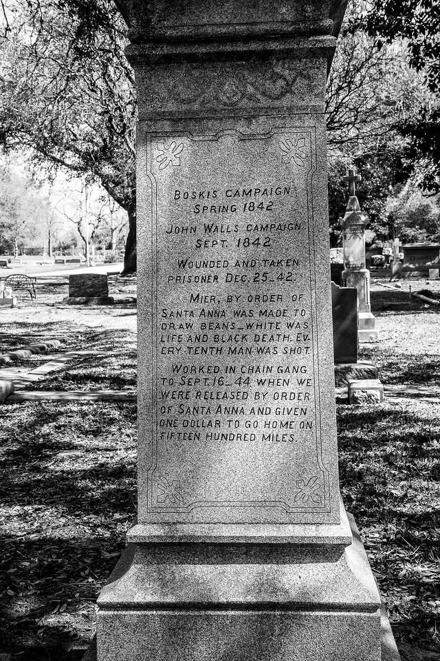 2018 0228 - Richmond TX  - Morton Cemetery-0931