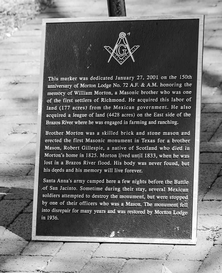 2018 0228 - Richmond TX  - Morton Cemetery-72
