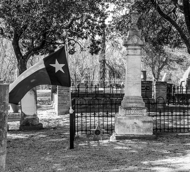 2018 0228 - Richmond TX  - Morton Cemetery-0871