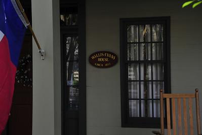 Wallis-Evans House, Chappell Hill, Texas