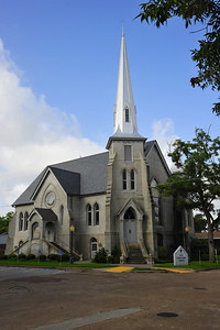1st Presbyterian Church, Brenham, Texas
