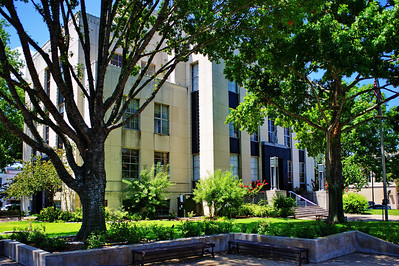 Washington County Courthouse, Brenham, Texas