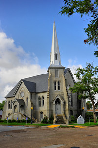 1st Presbyterian Church, Brenham, Texas