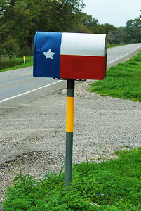 Texas Mail Box Goliad County