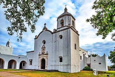 Mission Espiritu Santo & Presidio La Bahia