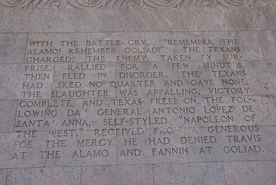 7) Description of the Battle of San Jacinto