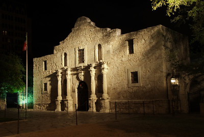 The Cradle of Texas Liberty: The Alamo in San Antonio, Texas