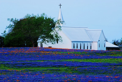 Salem Lutheran Church in Whitehall, TX