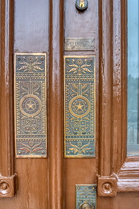 Door Push Plates House Chamber