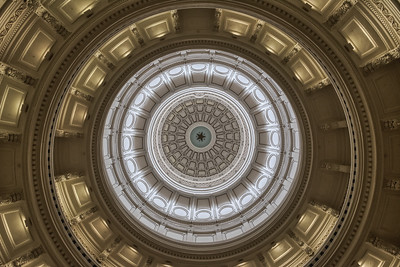 Looking Up into the Dome
