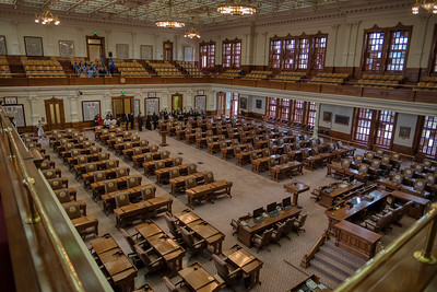 Texas Capitol House Chamber