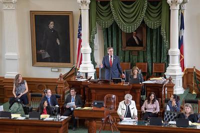 Dan Patrick, Lieutenant Governor of Texas