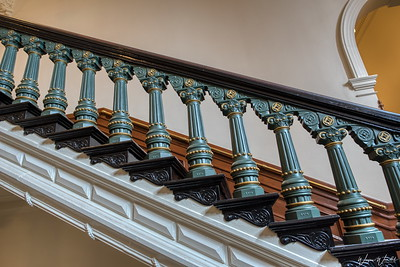 Capitol Stairway