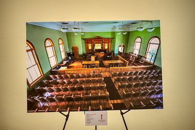Brooks County Courthouse Interior