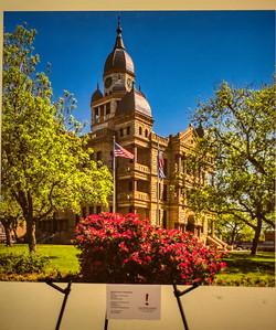 Denton County Courthouse Photo