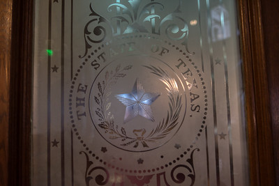 Glass Doors from House Chamber