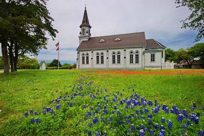 Painted Churches of Schulenburg