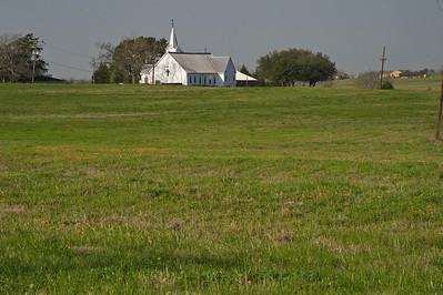 Salen Lutheran Church, Whitehall, TX