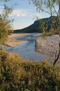 Nueces River near Montell, TX