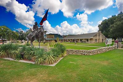 Texas Ranger Museum & Hall of Fame:   Waco, Texas