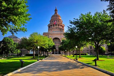 Texas State Capitol:  Austin, Texas