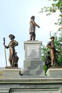 Texas Capitol Confederate Memorial