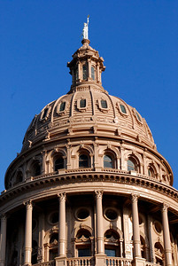 Texas Capitol Dome