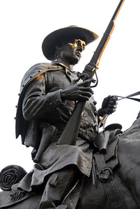 Texas Capitol Terry's Texas Rangers, Confederacy
