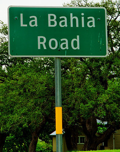 La Bahia Road; FM390 from Burton, TX to Independence, to Gay Hill to SH 105 considered to be one of the most scenic in the State of Texas, especially springtime