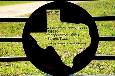 Independence & Burton in Washington County, Texas
