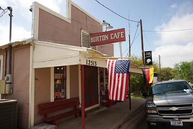 Burton Cafe