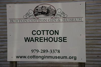 Burton Cotton Gin Museum