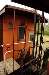 Burton Railroad Depot
