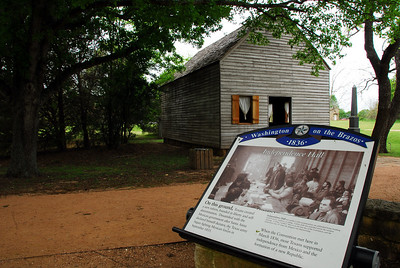 Independence Hall, Washington-on-the-Brazos State Park