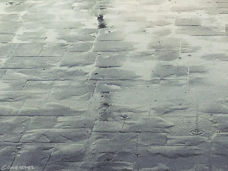 Rain On the Bricks