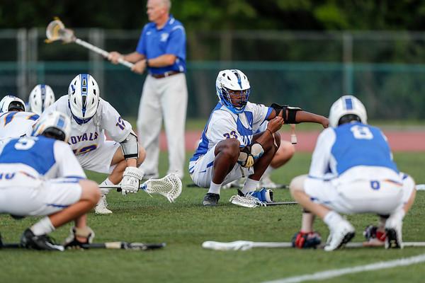 High School Lacrosse: The First Academy Men's Lacrosse Defeat Apopka 18-3