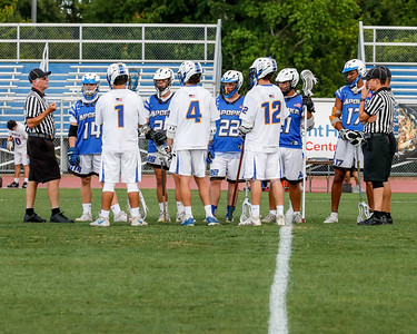 High School Lacrosse: The First Academy Men's Lacrosse Defeat Apopka 18-3