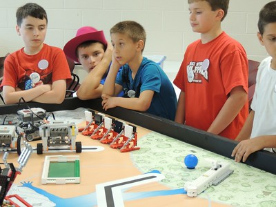 WR 2013 FLL Beginner Camp Middle Creek