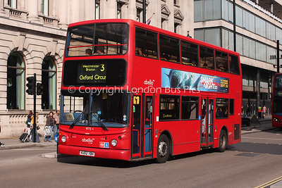 Route 3 - 9773, KU02YBH, Abellio London