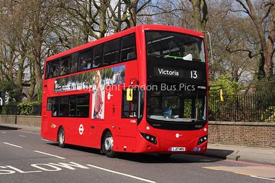 TFL London Bus Routes