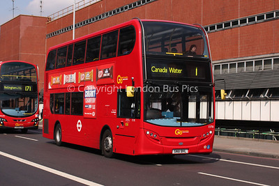 Route 1 - E178, SN61BHL, London General
