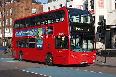 Route 2 - T84, LJ59LZD, Arriva London